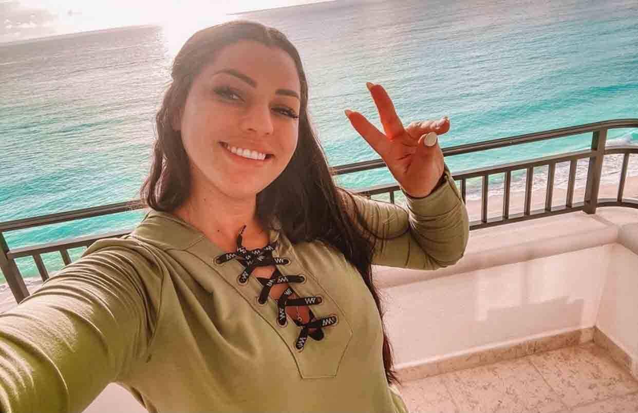 Influenciadora Josi Cesino incentiva vida saudável  através das redes sociais . Foto: Divulgação