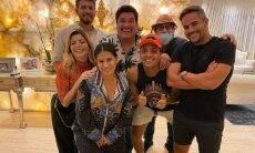 Simone reúne amigos famosos para celebrar aniversário de Everson Silva, o Tirullipa