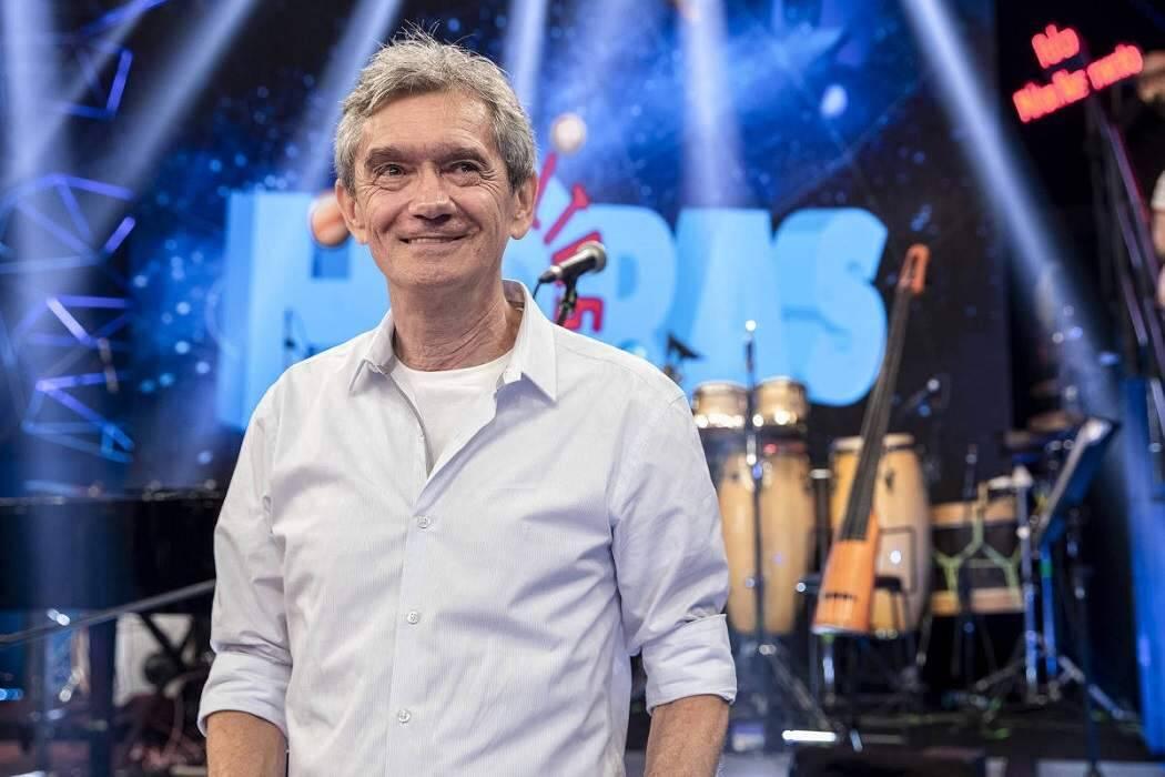 """Serginho Groisman vai voltar a gravar o """"Altas Horas"""" em estúdio"""