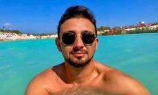 Influenciador digital Diego Nogueira apresenta os melhores destinos turísticos através da internet. Foto: Divulgação