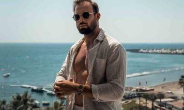 Maximilian Herd: conheça o influenciador que faz sucesso nas redes sociais. Foto: Divulgação