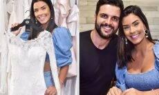 Com casamento agendado, Ivy Moraes escolhe alianças avaliadas em R$ 120 mil