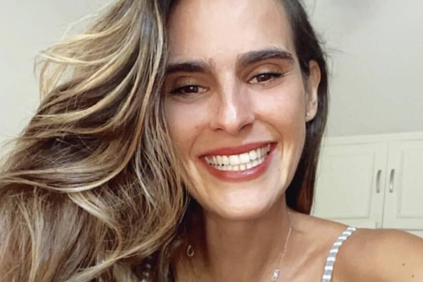 Após anunciar gravidez de gêmeas, Marcella Fogaça agradece o carinho dos fãs