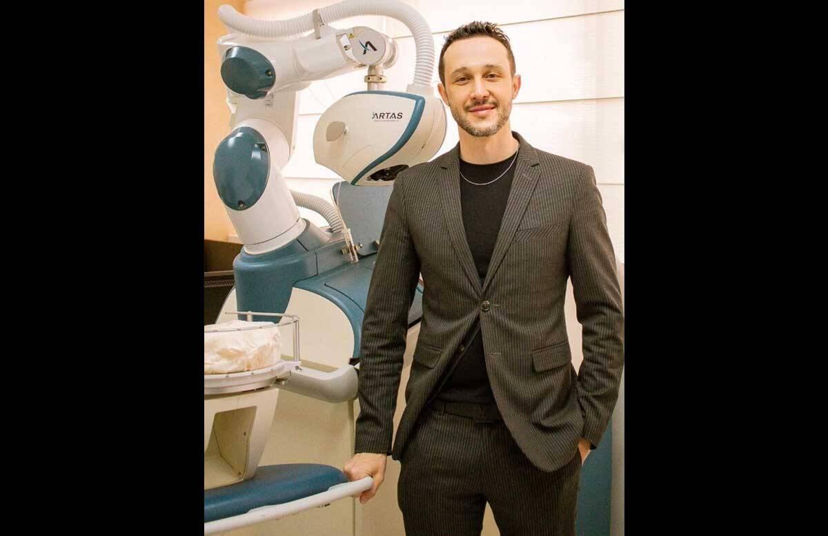 Dr. Georgen: conheça o médico especialista em transplante capilar que faz sucesso nas redes sociais. Foto: Divulgação