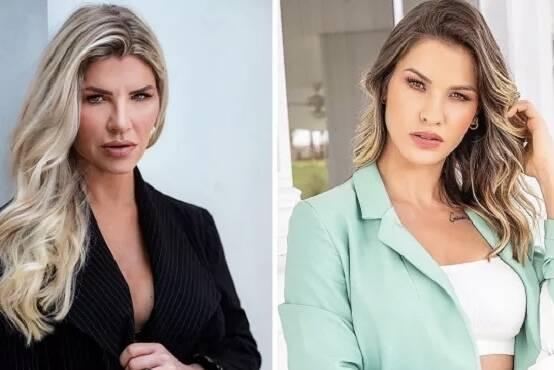 Mãe de Luísa Sonza é comparada com Andressa Suita