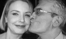 Alessandra Scatena faz post emocionado sobre os quatro meses da morte do marido