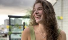 "Lília Cabral publica foto da filha, Giulia: ""Foto iluminada"""