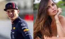 Novo casal? Piloto da F1, Verstappen, comenta poema na foto da filha de Nelson Piquet