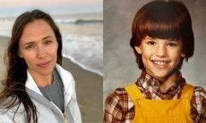 Jennifer Garner diverte os seguidores ao mostrar foto quando ainda era criança