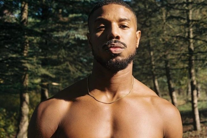 Michael B. Jordan é eleito o homem mais sexy de 2020