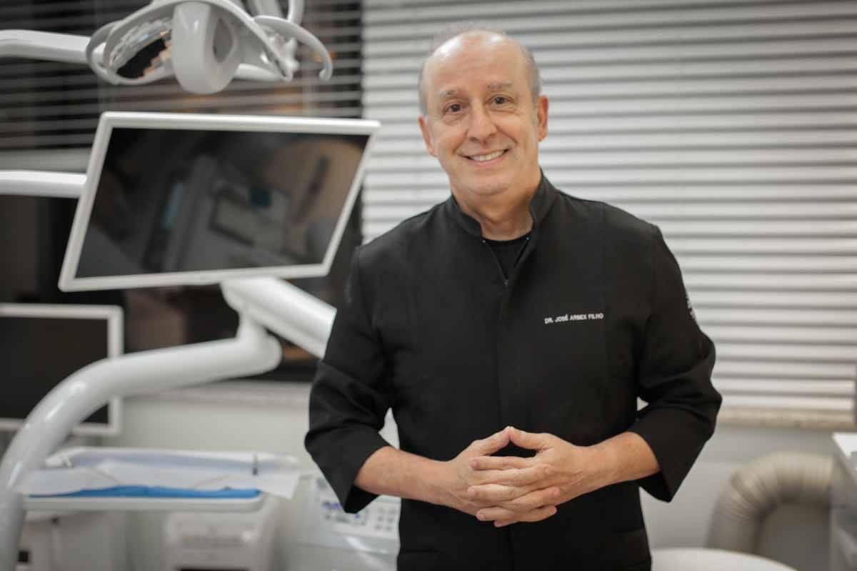 Conheça José Arbex Filho: influente dentista que faz sucesso nas redes sociais. Foto: Divulgação