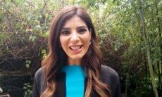 """Andréia Sadi fala que se surpreendeu ao ouvir que iria ter gêmeos: """"pedi: 'pode olhar de novo?"""""""