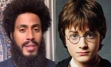 """Ícaro Silva irá dar a voz aos audioslivros de """"Harry Potter"""" no Brasil: """"muito feliz"""""""