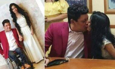 Welington Camargo se casa pela terceira vez com cantora gospel 26 anos mais nova