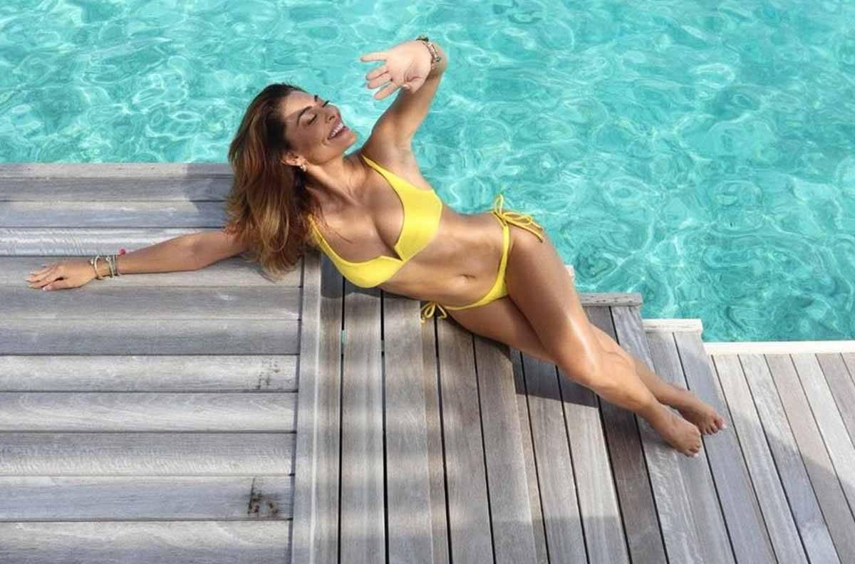 Juliana Paes se despede das Maldivas e boa forma chama a atenção. Foto: Instagram