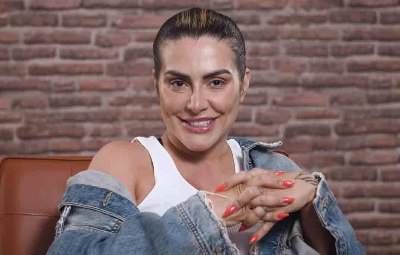 Cleo Pires revela a história de suas tatuagens. Foto: Reprodução Youtube
