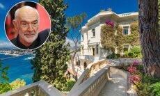 Mansão de Sean Connery é colocada à venda por R$ 201 milhões