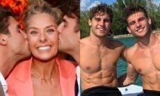 """Adriane Galisteu posa com 'sobrinhos': """"Meus meninos cresceram"""""""
