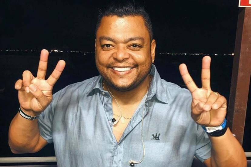 Dan Miranda, vocalista do Ara Ketu, emagreceu 23kg durante a quarentena