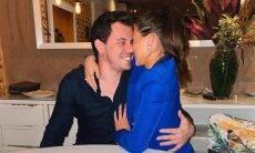 Flávia Pavanelli termina seu noivado com o empresário Junior Mendonza