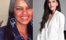 Mariana Rios impressiona com vídeo comparando fotos antigas e atuais