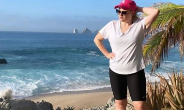 Rebel Wilson perde 20 kg e diz: 'Eu me sinto muito mais saudável'