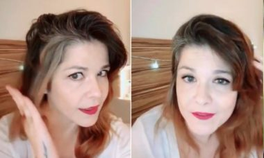 Samara Felippo comenta sobre transição para fios brancos