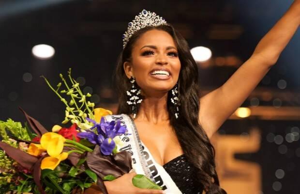 Asya Branch é a nova Miss Estados Unidos