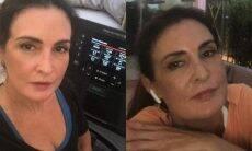 """Fátima Bernardes volta a rotina de atividades físicas após as férias: """"não é fácil"""""""