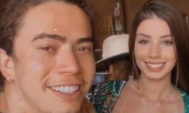 Novo casal? Maria Lina faz post com Whindersson Nunes mas acaba o deletando