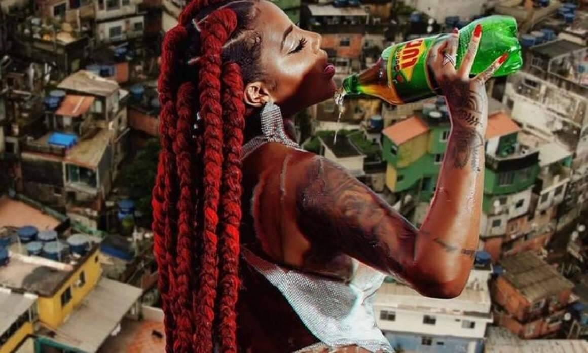 """Ludmilla ironiza críticas sobre novo clipe gravado na favela: """"queriam que eu gravasse aonde?"""""""