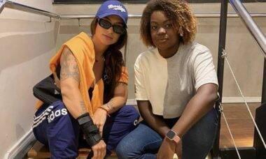 Bárbara Labres anuncia parceria musical com Deise do Tombo