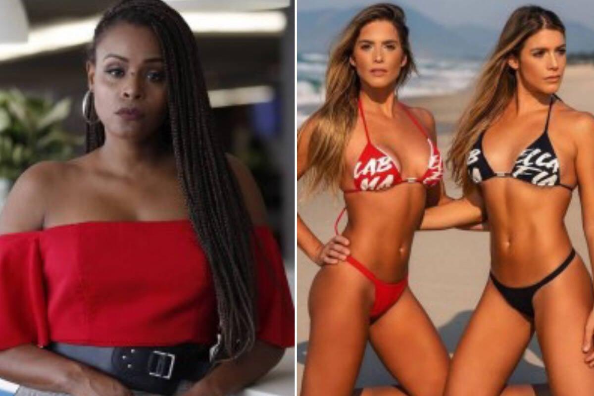 """Roberta Rodrigues e Gêmeas do Nado Sincronizado são cotadas para o """"BBB 21"""""""