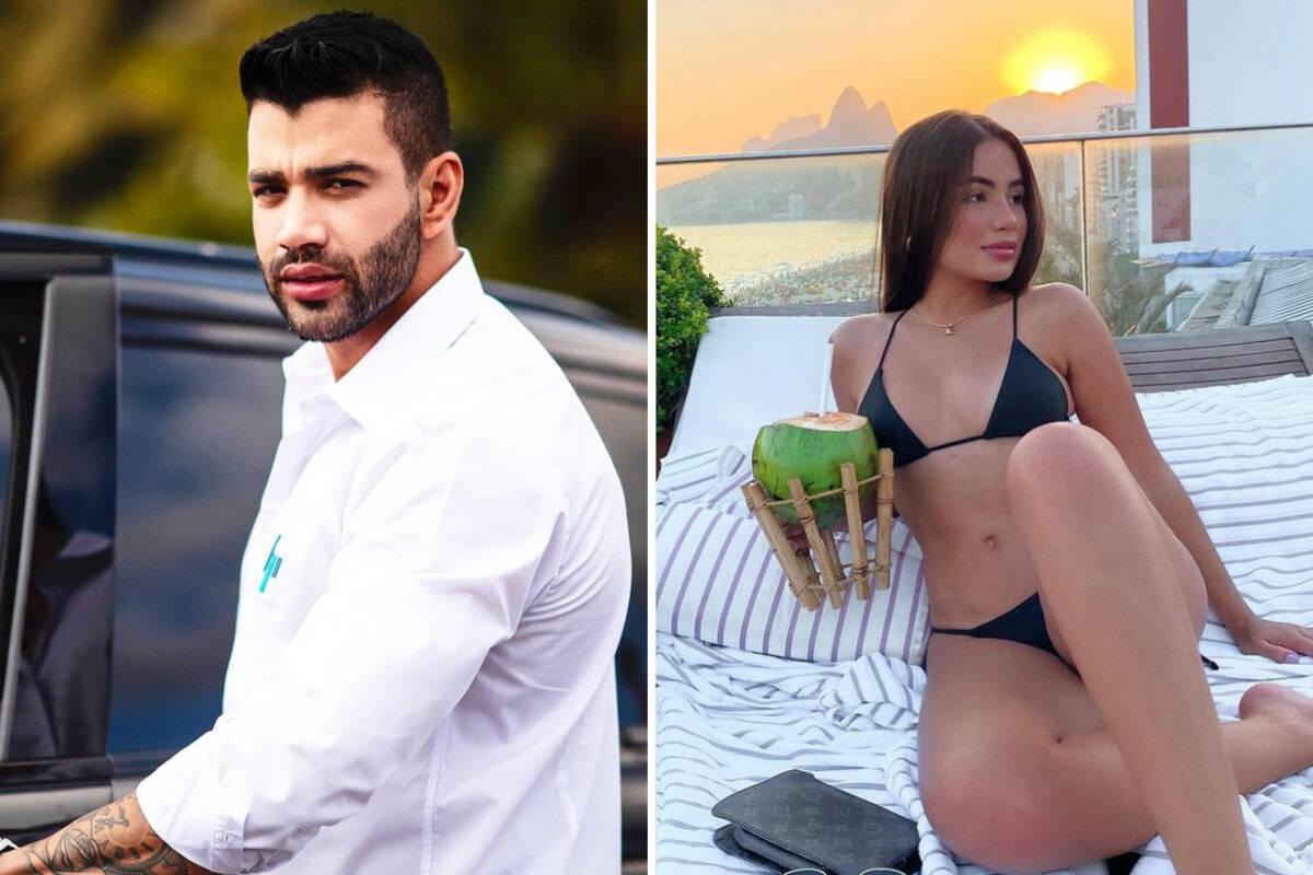 """Após boatos de affair com influencer de 19 anos, Gusttavo Lima diz: """"Teria vergonha"""""""
