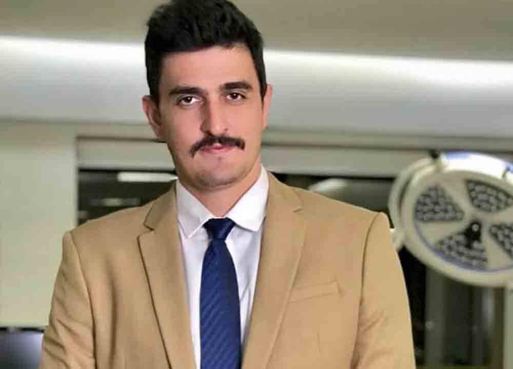 Conheça Dr. Márcio Ravagnani: médico especialista em transplante capilar que faz sucesso nas redes sociais:. Foto: Divulgação