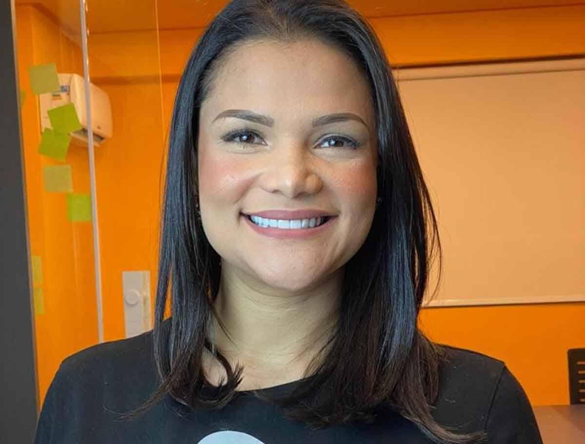 Fundadora da Start Gamification, Nayra Karinne alavanca resultado de empresas com método inovador. Foto: Divulgação