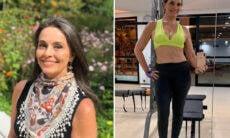 Carla Vilhena impressiona ao mostrar o corpo após perder 4kg