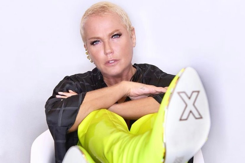 Xuxa dá detalhes sobre pedido de casamento de Michael Jackson