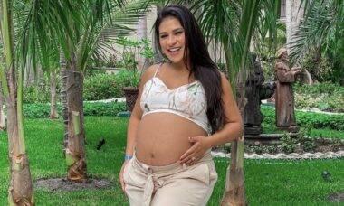 """Simone comenta sobre libido na gravidez: """"Um fogo"""""""