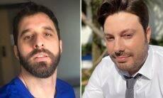 """Rafinha Bastos provoca Danilo Gentili: """"Dois homens se resolvem cara a cara"""""""