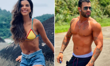 Mariana Rios estaria vivendo romance secreto com Gusttavo Lima, diz colunista