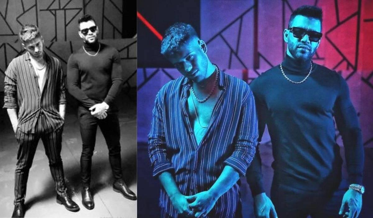 """Após o hit """"Tiro Certo"""" Zé Felipe e Gusttavo Lima gravam clipe da nova música juntos"""