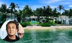 Sylvester Stallone compra mansão avaliada em mais de R$ 180 milhões de frente ao mar