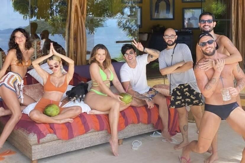 Confira quem são as nove pessoas que estão na ilha das fadas sensatas do BBB 20