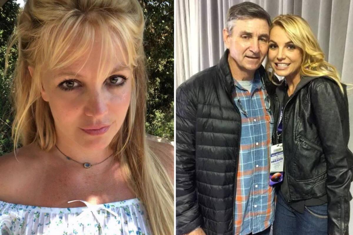 """Há meses sem falar com a filha, pai de Britney Spears afirma: """"Sinto falta dela"""""""
