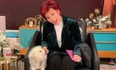 Sharon Osbourne testa positivo para COVID-19. Foto: reprodução Instagram