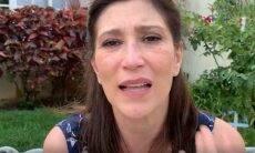 Beth Goulart posta vídeo emocionada sobre morte da mãe: 'Mande nosso beijo ao papai'. Foto: Reprodução Instagram