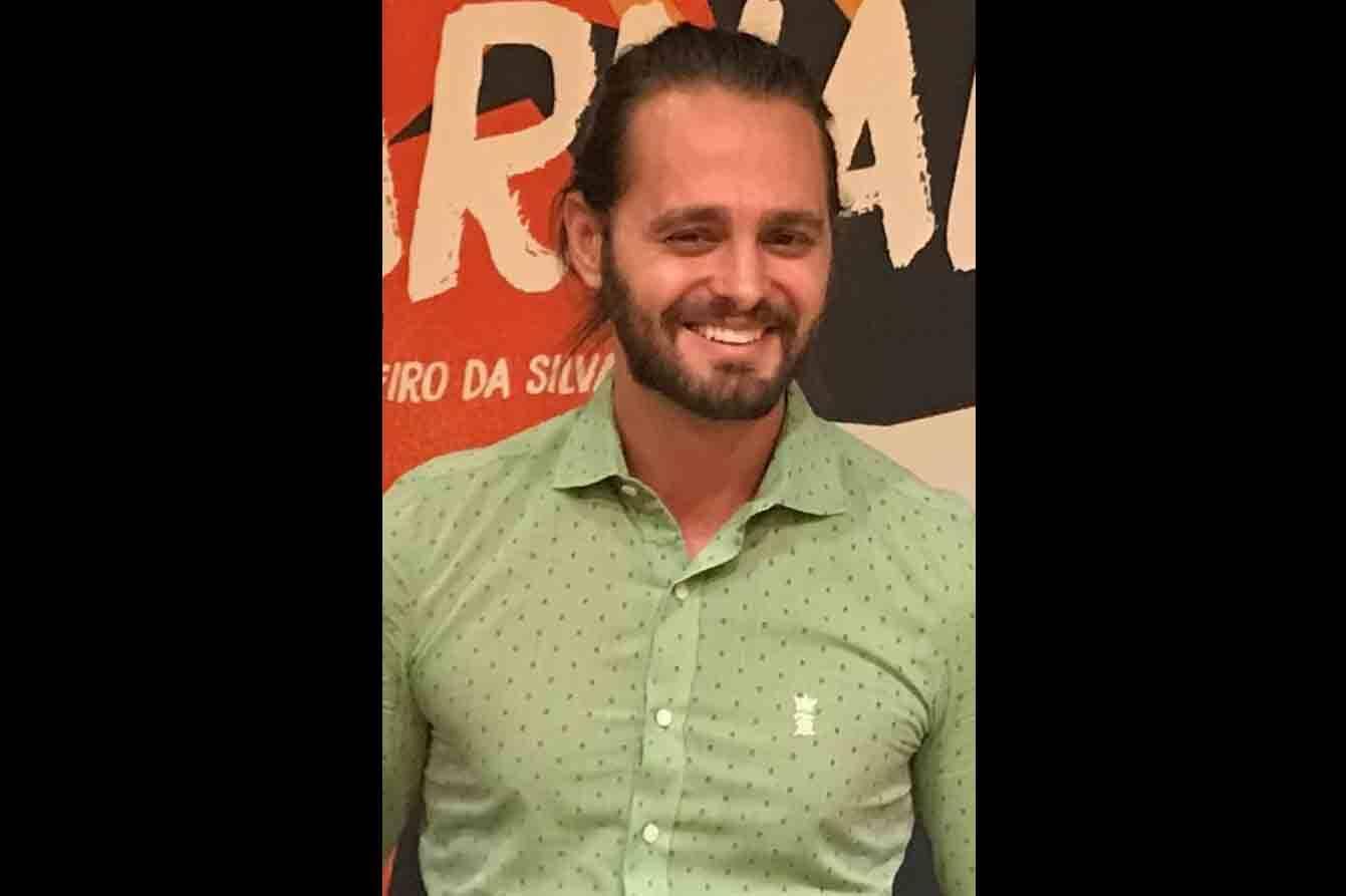 Ator Gustavo Bechara faz sucesso nas redes sociais . Foto: Divulgação