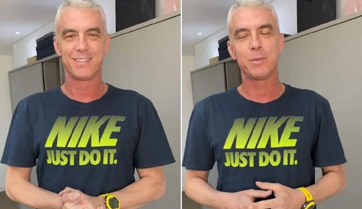 Alexandre Corrêa anuncia que irá se afastar das redes sociais devido ao tratamento contra o câncer