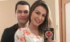 Andressa Urach revela onde será a lua de mel com Thiago Lopes